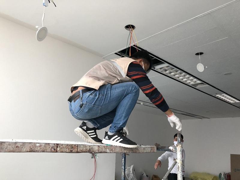 Cải tạo sửa chửa nhà, sửa chữa văn phòng