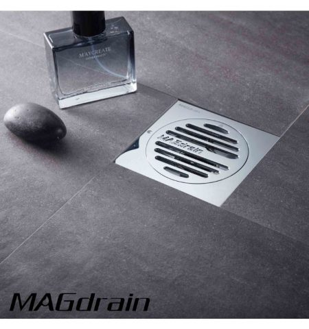 Magdrain floor exit has many outstanding advantages