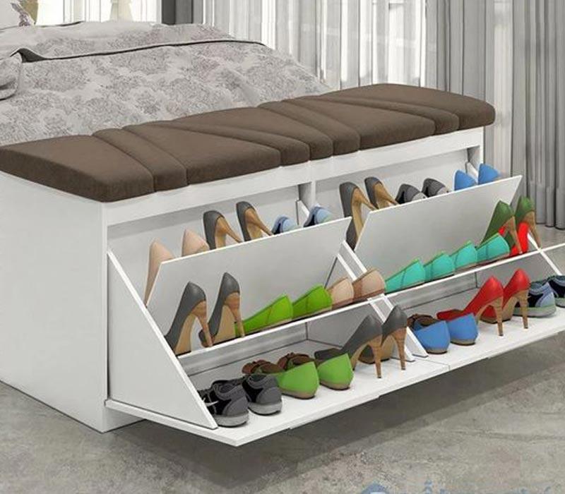 Tủ giày mini